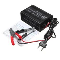 6V/12V 10A Smart Car Motorcycle Battery Charger Lead Acid Battery Charger 220V - intl