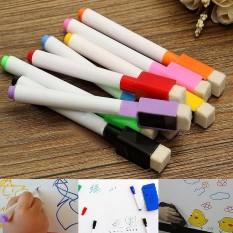 Mua 8 màu Bút Viết Bảng Trắng Bút có Từ Tính Tẩy Văn Phòng Vẽ Tranh-quốc tế