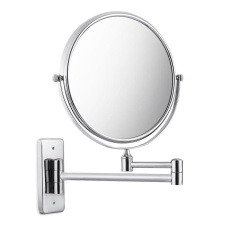 Mua 8 Inch Double Sides Swivel Wall Mounted Makeup Mirror Square Base Intl Oem Trực Tuyến