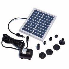 9 v 2 wát 150L/H Năng lượng mặt trời Máy Bơm Nước Bể Cá Cảnh Đài Phun Nước Bể Vườn Ao Bơm-quốc tế