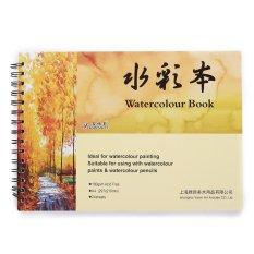 Mua A4 Watercolour Sách Nghệ Thuật/Nghệ Sĩ Sketchbook/Phác Thảo Miếng Lót Tạp Chí Vẽ Sơn-quốc tế
