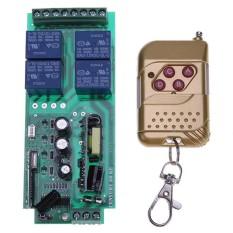 AC 85-250 v 4CH 4 Chìa Khóa Điều Khiển Từ Xa Không Dây Di Động Điều Khiển Relay Switch-quốc tế