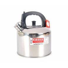 Ấm nước reo Inox Eagle 5 lít AS4550