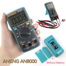 ANENG AN8000 Portable Digital Multimeter 4000Counts Auto Range Ammeter - intl