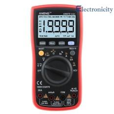 Hình ảnh Đồng hồ đo điện áp vạn năng ANENG AN870
