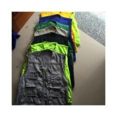 Hình ảnh Áo ghile phản quang 4 túi