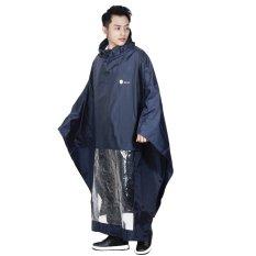 Áo mưa cánh dơi K22A (Tím than)