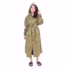 Áo mưa Măng Tô vải dù loại dày cao cấp 1m4 (nam/ nữ)