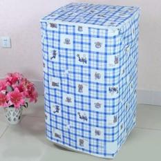 Áo trùm máy giặt CỬA TRÊN - vải dày - kích thước 61x64x90cm