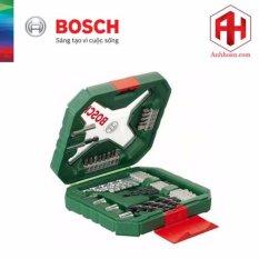 Bán Bộ Mũi Khoan Va Vặn Vit Đa Năng 34 Chi Tiết Bosch Rẻ