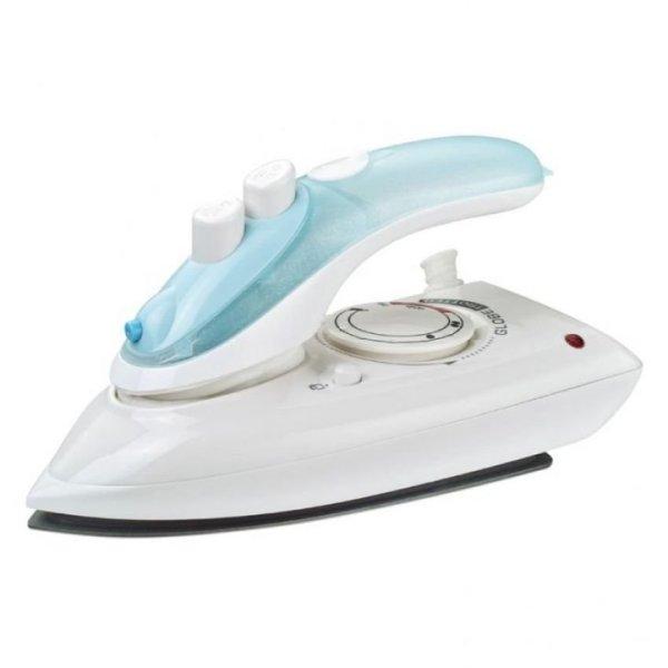 Bàn ủi hơi nước du lịch BlueStone SIB-3815B 0.05L (Trắng phối xanh)