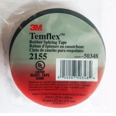 Ôn Tập Băng Keo Cao Su Cach Điện Hạ Thế 3M Temflex Rubber Splicing Tape 2155 19Mmx6 7M Hồ Chí Minh
