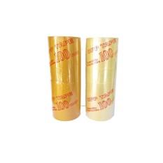 Mua Băng keo dán thùng - 4.8cm - 100Yard - 6 cuộn 1 cây (Vàng)