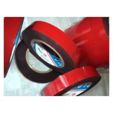 Hình ảnh Băng Keo siêu dính - Dán kính, mica, gỗ, thép, kim loại, tường - Keo dán 2 mặt - Bản Rộng 16mm