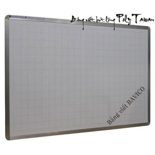 Mua Bảng viết bút lông Poly Taiwan BAVICO BVC0117 KT 40x60cm(Trắng)