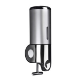 Bán Bathroom 500Ml Wall Mount Soap Shower Dispenser Shampoo Silver Intl Vakind Nguyên