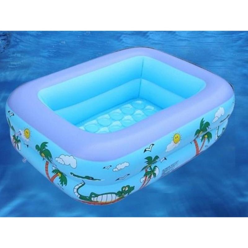 Bể bơi 3 tầng swimming pool 150x100x50