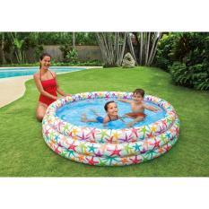 Bán Bể Bơi Cao Cấp 3 Tầng Cho Be Hiền Lương Shop Rẻ Nhất