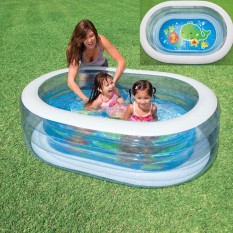 Bể bơi ovan trong suốt Intex 57482