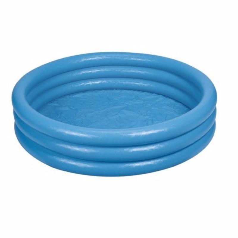 Bể bơi xanh 3 tầng 168x40 model 58446