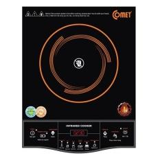 Bán Bếp Hồng Ngoại Comet Cm5516 Đen Mới