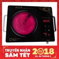 Bếp hồng ngoại Fujicook HC68 (Đen)