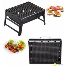 Bếp nướng than củi - Bếp nướng BBQ bằng than tại nhà không khói XỊN NHẤT 2018 - Bếp nướng than inox
