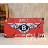 Ôn Tập Biến O To Car Vintage Bằng Thep Bentley Olia Hà Nội