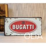 Cửa Hàng Bán Biến O To Car Vintage Bằng Thep Bugati Olia