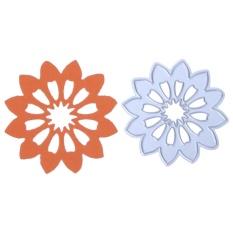 Mua khuôn cắt giấy kim loại hình bông hoa lớn