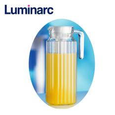 Giá Bán Binh Chứa Nước Thủy Tinh Luminarc Quadro 1 3L 53808 Trong Suốt Mới
