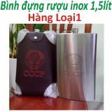 Bán Binh Đựng Rượu Inox Cccp Co Bao Da Loại 1 5 Lit Hang Chất Lượng Loại 1 Trực Tuyến Trong Hà Nội