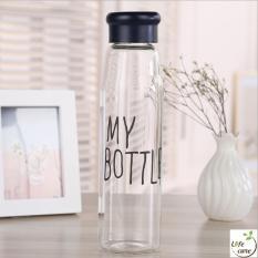 Bán Binh My Bottle Thủy Tinh Tặng 1 Tui Đựng Thời Trang 420Ml Xanh Life Care Trong Vietnam