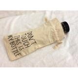Bình nước My Bottle 500ml + Túi vải rút dây tiện lợi