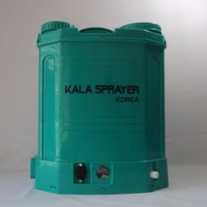 Bình xịt điện KALA KL-18AAA (12V - 12AH) bơm đôi