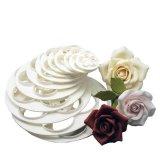 Bán Bluelans® Fondant Cake Rose Flower Cookie Mould Gum Paste Cutter Tool 6Pcs Intl Trung Quốc Rẻ