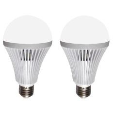 Mua Bộ 02 Bong Đen Led Bulb Tich Điện Thong Minh Smartcharge 9W Rẻ