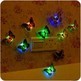 Bộ 02 bướm phát sáng nhiều màu sắc