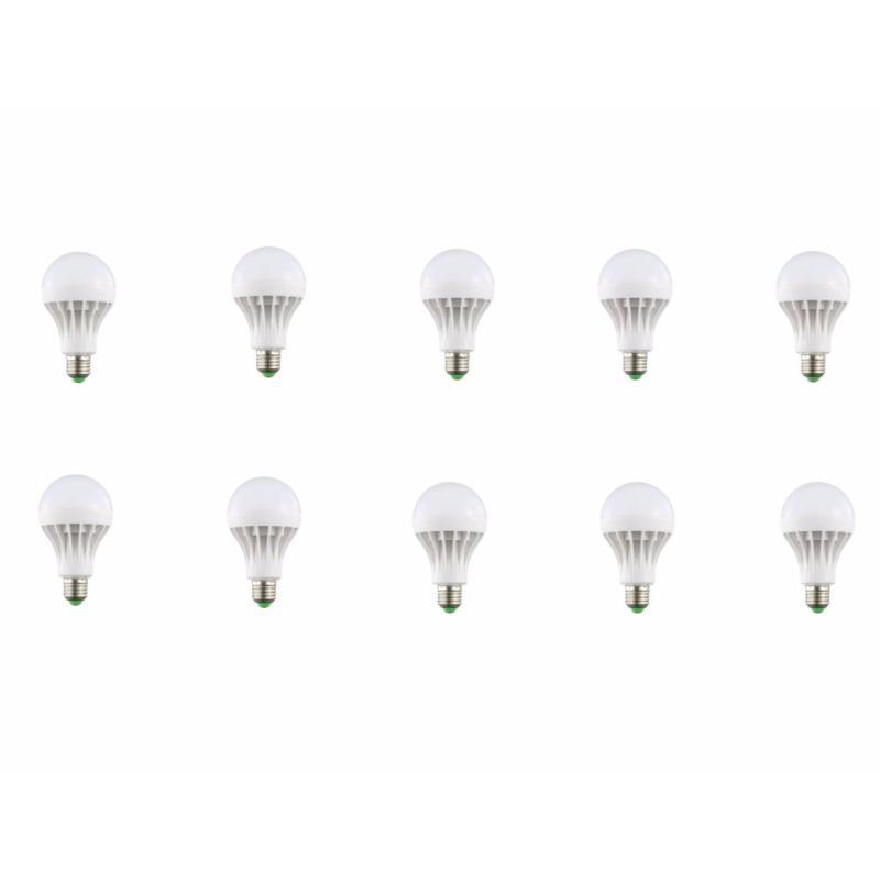 Bộ 10 bóng đèn LED nấm 12W (ánh sáng vàng)