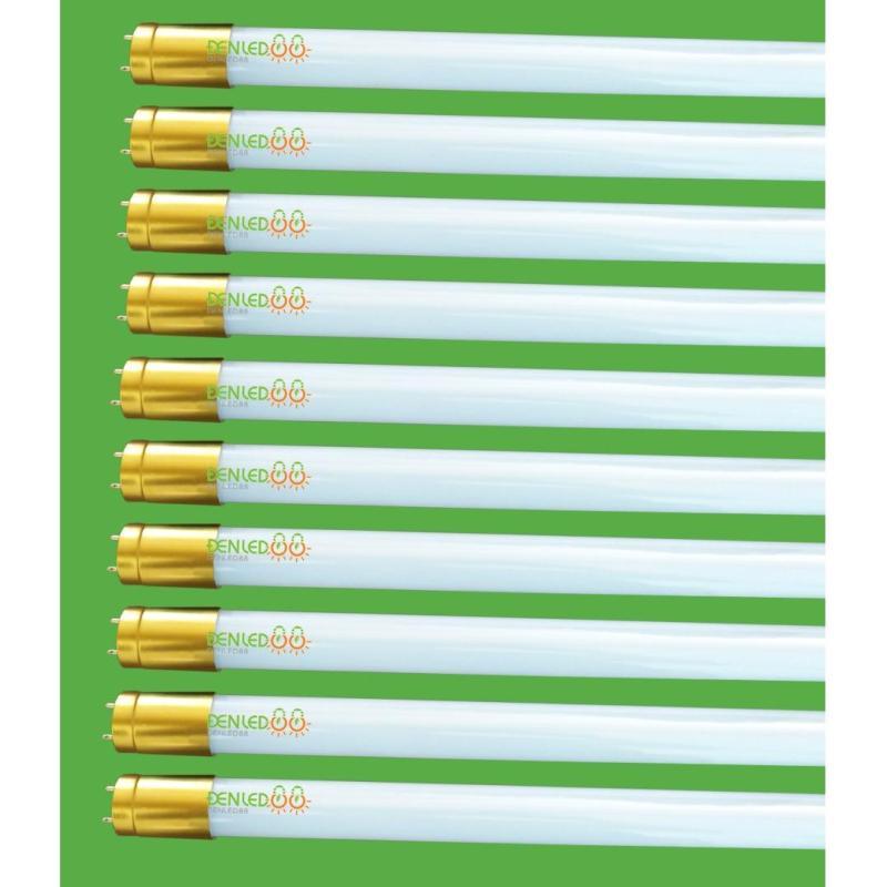 Combo 10 Bóng đèn led Tuýp thủy tinh 30W 1,2m,  (ánh sáng trắng)