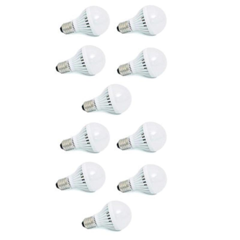 Bộ 10 led  buld trang trí 7w (ánh sáng trắng)