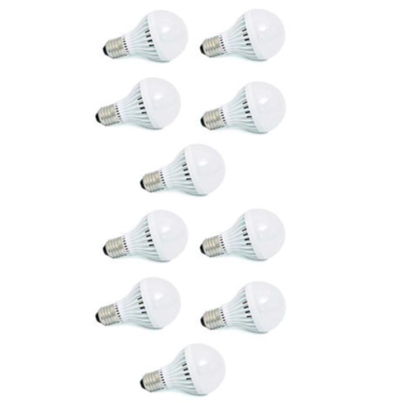 Bộ 10 led buld trang trí 9w (ánh sáng trắng