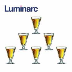 Bán Bộ 10 Ly Rượu Thủy Tinh Luminarc Fine Champagne 15Ml 01105 Trong Suốt Luminarc Rẻ
