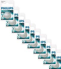 Giá Bán Bộ 10 Pin Philips Minicell Cr2032 3V Có Thương Hiệu