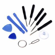 Hình ảnh Bộ 11 dụng cụ tháo lắp điện thoại Cellphone Opening Pry Repair Tool Kit