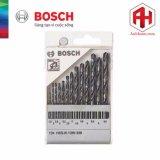 Giá Bán Bộ 13 Mũi Khoan Sắt Bosch Hss R Din338 Rẻ