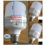 Bán Bộ 2 Bong Đen Led Bulb 10W Than Nhựa Sieu Sang Sieu Tiết Kiệm Nhập Khẩu