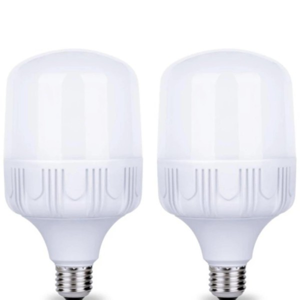 Bộ 2 bóng đèn led trụ 30W siêu sáng siêu - tiết kiệm điện (Trắng)