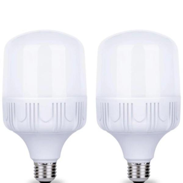 Bộ 2 bóng đèn Led trụ 40W  Siêu sáng - tiết kiệm điện (Trắng)