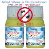Giá Bán Bộ 2 Chai Thuốc Diệt Muỗi Con Trung Fendona 10Sc 50Ml Basf